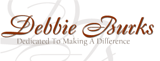 Debbie Burks Real Estate Logo